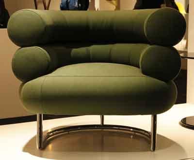 Nouvelles perspectives avec ce fauteuil Bibendum