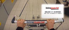 Réalité virtuelle au supermarché