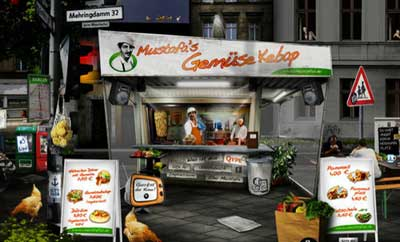Le meilleur Kebab de Berlin