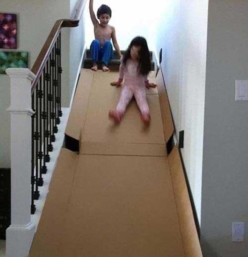 Aménager la maison pour les loisirs des enfants