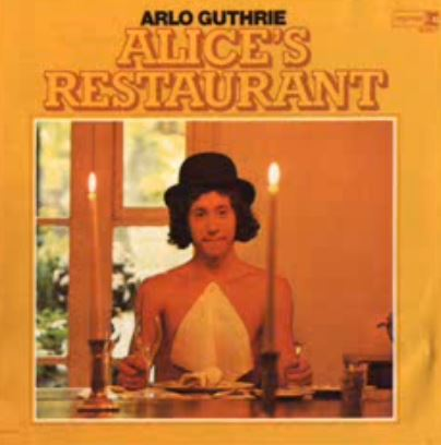 Arlo Guthrie pour Thanksgiving
