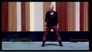 danse avec Jo Roy