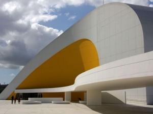 Centre culturel d'Aviles d'Oscar Niemeyer
