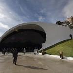 L'auditorium de Ravello par Oscar Niemeyer