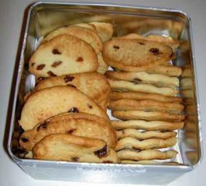 Recette de maman pour des biscuits sans additifs