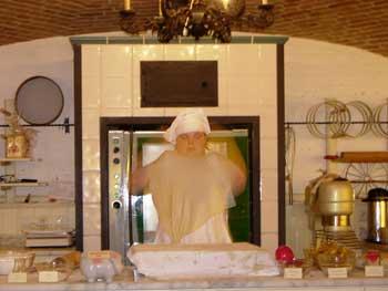Le secret du strudel : la pâte