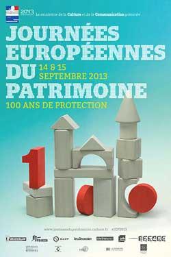 Jurnées européennes du patrimoine
