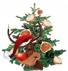 Recette de chutney pour Noël
