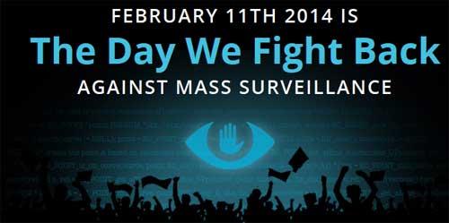 Une journée contre la NSA