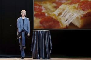 Pizza du geek