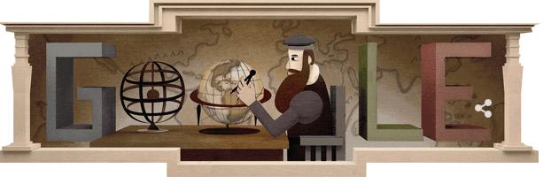 Le père de la géographie