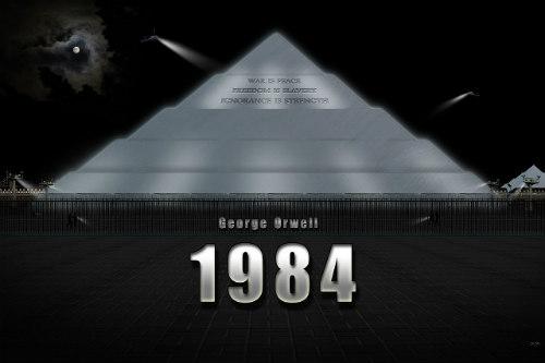 George Orwell fait encore l'actualité