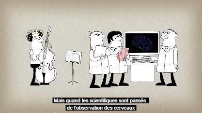 jouer d'un instrument de musique a des effets sur les zones du cerveau