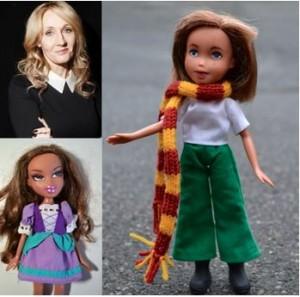 Des poupées pas comme les autres