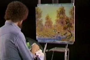 un cours de peinture pour débutants