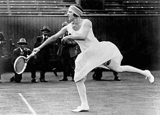 Tennis sport à découvrir